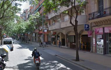 Book a parking spot in Sant Andreu car park