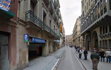 Parking Las Ramblas- Puerto- Edén