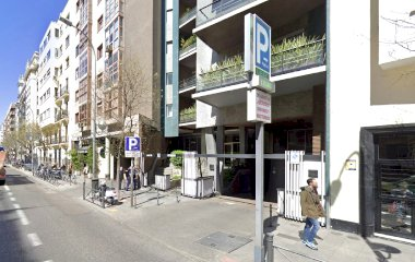 Reservar una plaça al parking O'Donnell 33