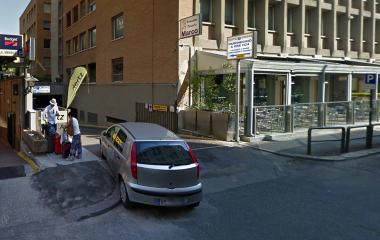 Prenota un posto nel parcheggio MuoviAmo Pinciano (Hertz)