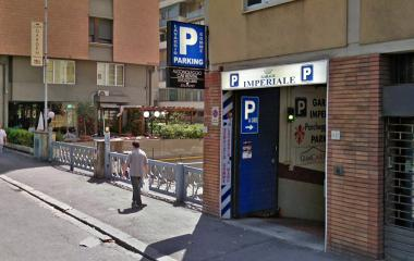 Book a parking spot in Garage Imperiale car park