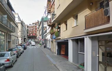 Parking Estación La Sagrera - Turismos Campoflorido
