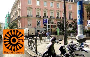 Reservar una plaza en el parking APK2 Plaza del Rey