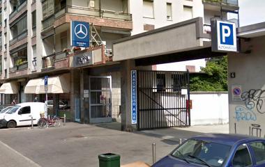 Réservez une place dans le parking Argonne