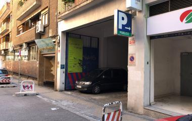 Garage Funciona Motor