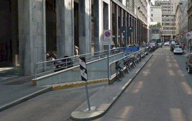 Reservar una plaza en el parking Matteotti