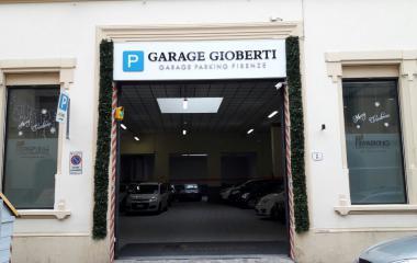 Prenota un posto nel parcheggio Gioberti