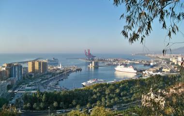 Reservar una plaza en el parking Pedrocar - Exterior VIP - Puerto de Málaga