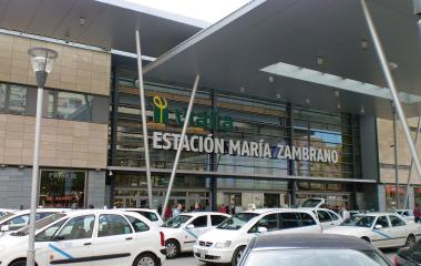 Забронируйте паркоместо на стоянке Pedrocar Exterior VIP - Estacion AVE Malaga - Maria Zambrano