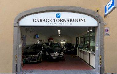 Book a parking spot in Tornabuoni car park