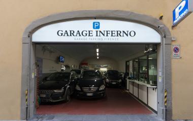 Reservar una plaza en el parking Inferno