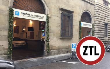 Reserveer een parkeerplek in parkeergarage Bargello