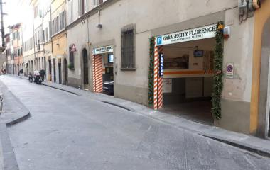Book a parking spot in City Florence car park