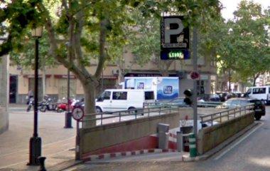 Reserveer een parkeerplek in parkeergarage Abastos