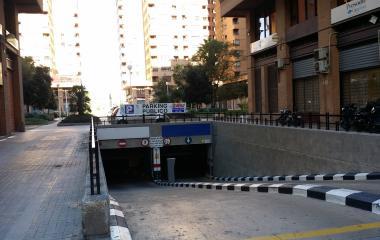 Reservar una plaza en el parking Primat Reig - Mestalla