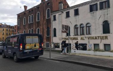 Reserveer een parkeerplek in parkeergarage ALIPARK MarcoPolo - Shuttle Piazzale Roma