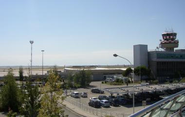 Reservar una plaça al parking ALIPARK MarcoPolo Valet - Aeroporto di Venezia