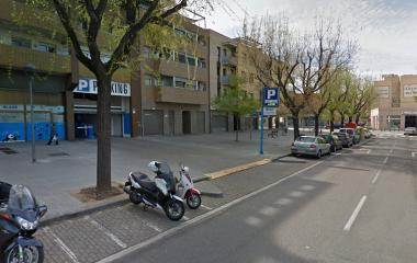 Reserve uma vaga de  estacionamento no Blaus Auditori