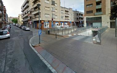 Reservar una plaza en el parking Ca n'Oriac Centre