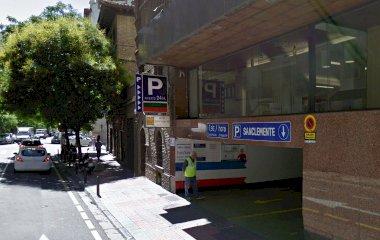 Reservar una plaça al parking Sanclemente