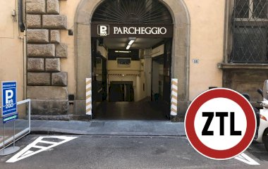 Book a parking spot in Park2Go car park