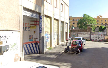 Book a parking spot in Garage dei Bruzi car park