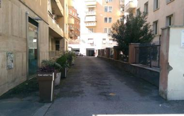 Book a parking spot in Autorimessa Pulso e Cirulli car park