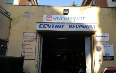 Prenota un posto nel parcheggio Eurorepar Centro