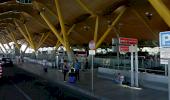 Barajas-T4 Exterior - Viparking