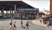 Blue Valet Estacion Madrid Puerta de Atocha Exterior