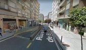 Praza Roxa de Santiago