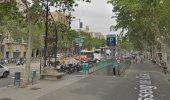 SABA BAMSA Passeig de Gràcia -Consell de Cent