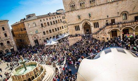 квадрат IV Novembre , Perugia