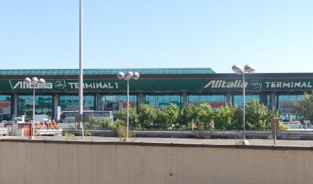 Terminal 1, Aeroporto de Roma - Fiumicino - Leonardo da Vinci