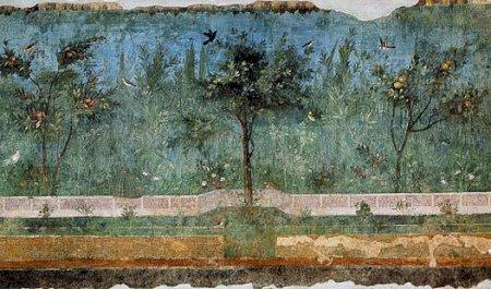 Livia's Villa Prima Porta, Rome