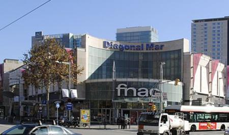 Diagonal Mar - Shopping Center, Barcelona