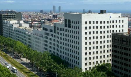 L'Illa Diagonal, Barcellona