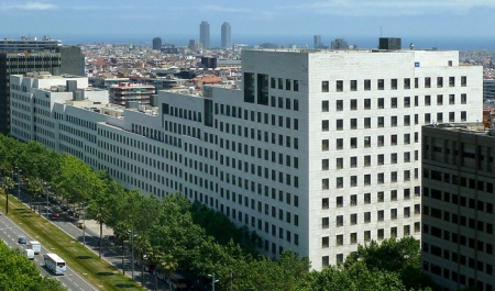 Illa Diagonal, Barcelona