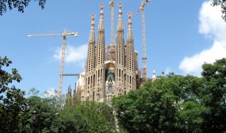 Sagrada Família, Barcellona