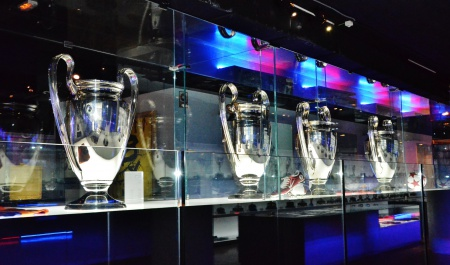 Musée du FC Barcelona, Barcelone