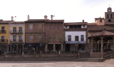 Poble Espanyol, Barcellona