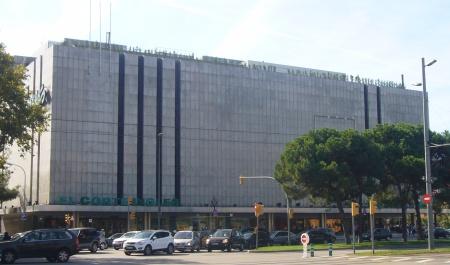 El Corte Inglés Avinguda Diagonal - Upmarket department store, Barcelona