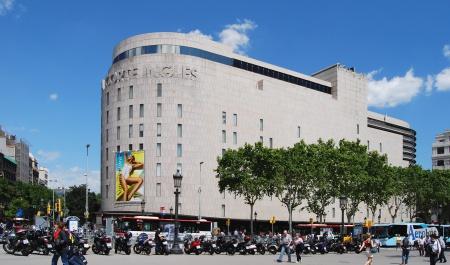 El Corte Inglés - Plaça Catalunya - Upmarket department store, Barcelona