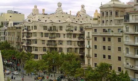 Passeig de Gràcia, Barcellona