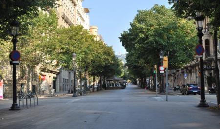 Rambla de Catalunya, Барселона