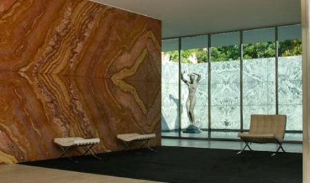 Barcelona Pavilion - Mies Van Der Rohe, Барселона