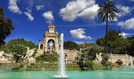 Parc de la Ciutadella, Barcelone