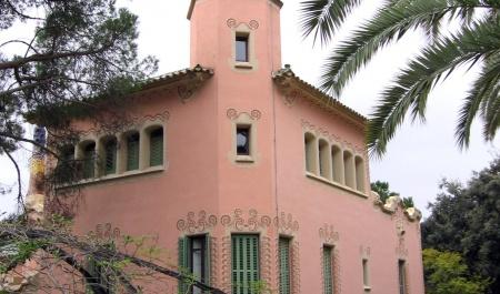 Casa Museo Gaudí, Barcelona
