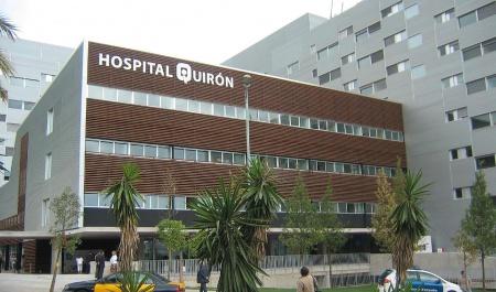 Quirón Hospital, Barcelona