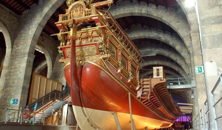 Museu Marítim de Barcelona (MMB), Barcelona